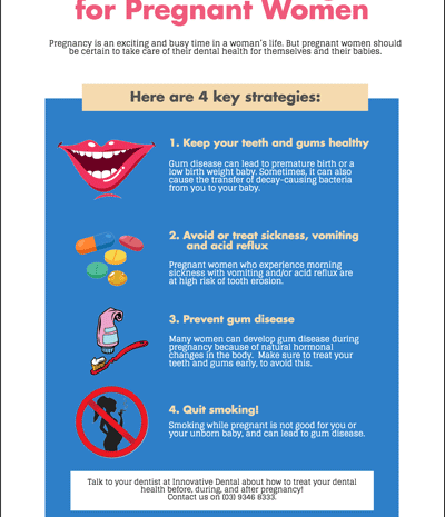 4 Ways to Maintain Good Oral Health During Pregnancy